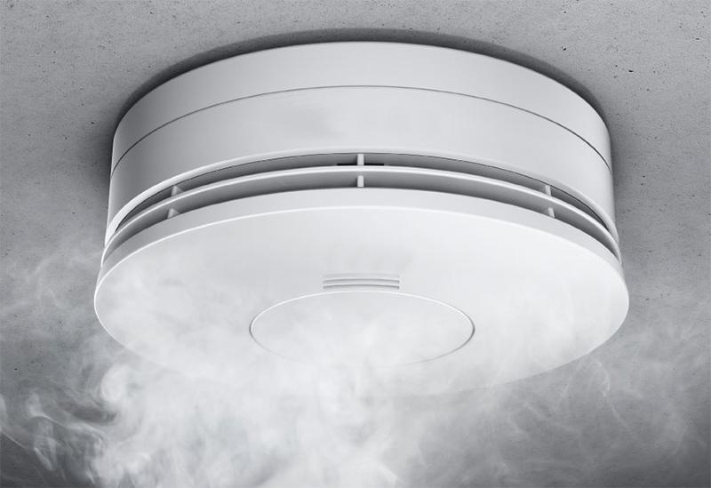rauchmelder wartung durch mieter rauchmelder. Black Bedroom Furniture Sets. Home Design Ideas